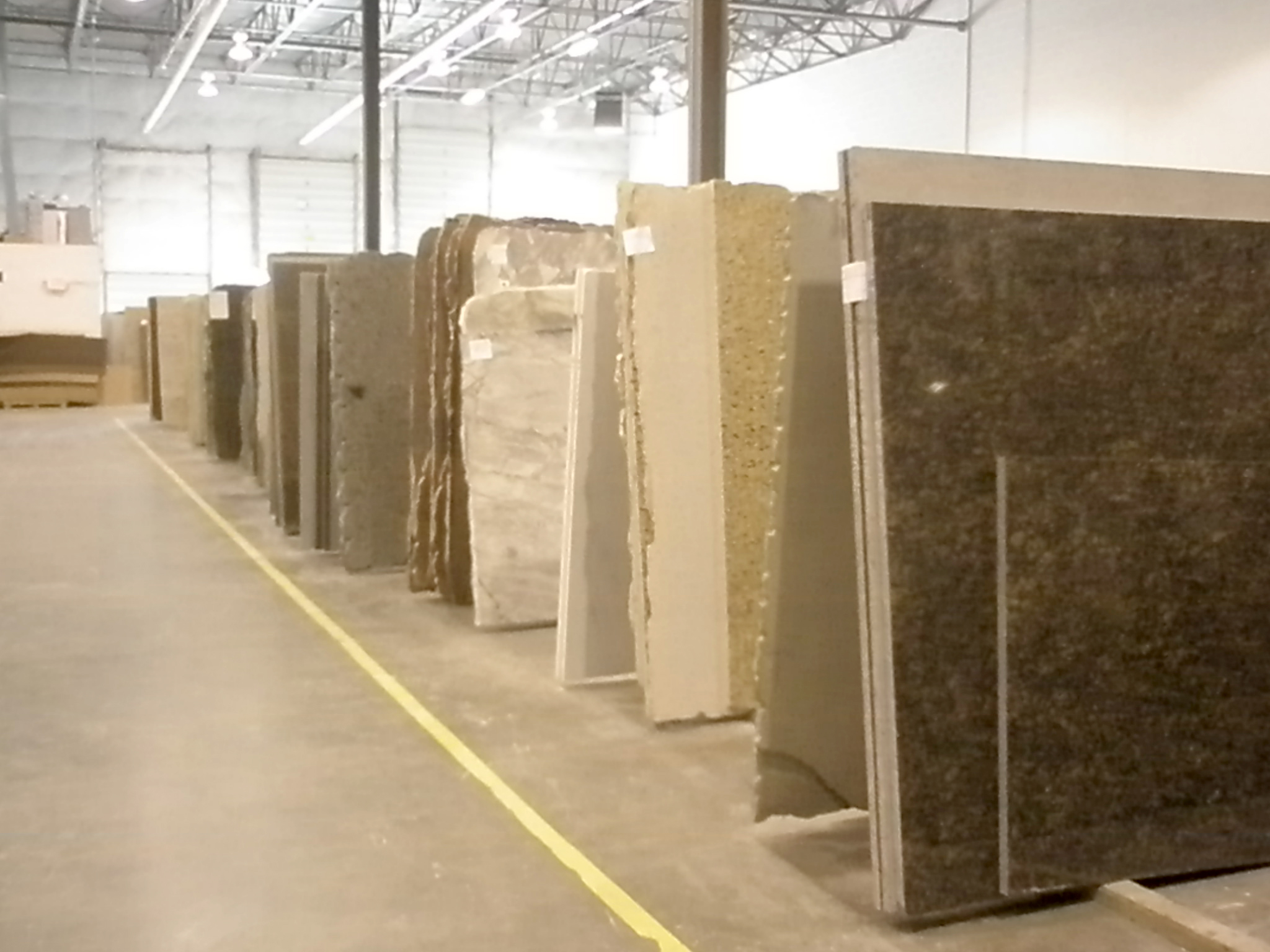 Granite Showrooms : Virginia Marble and Granite showroom.