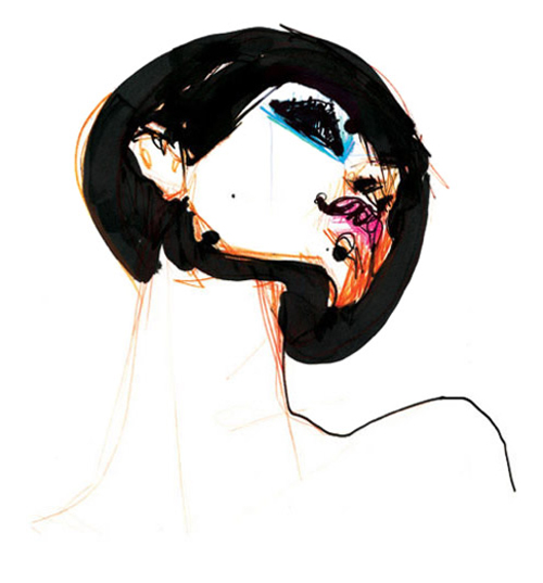 Stina Persson - cut paper
