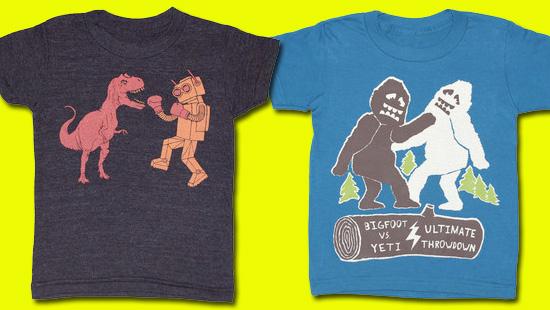 hipster t-shirt « Sunshine+Design