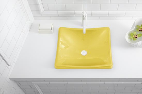 Jonathan adler design s for kohler sunshine design - Jonathan adler sink ...