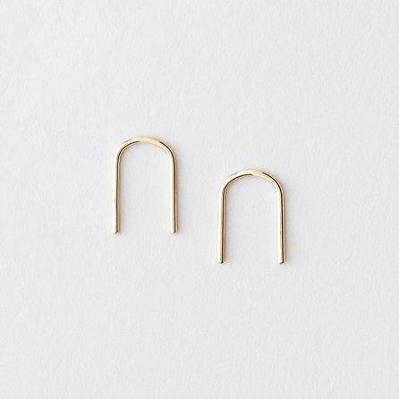 simple-gold-cuff-earrings